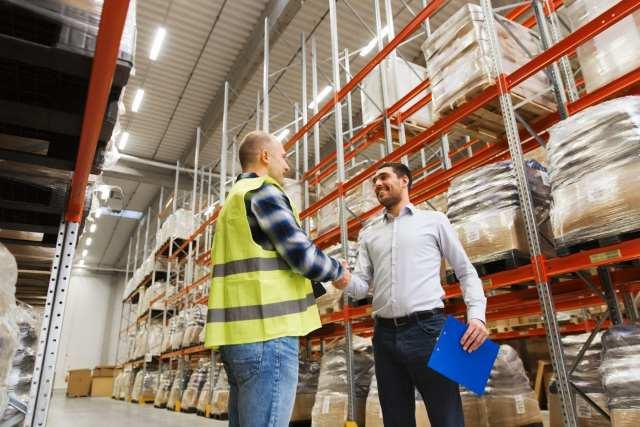 logistics sharing economic