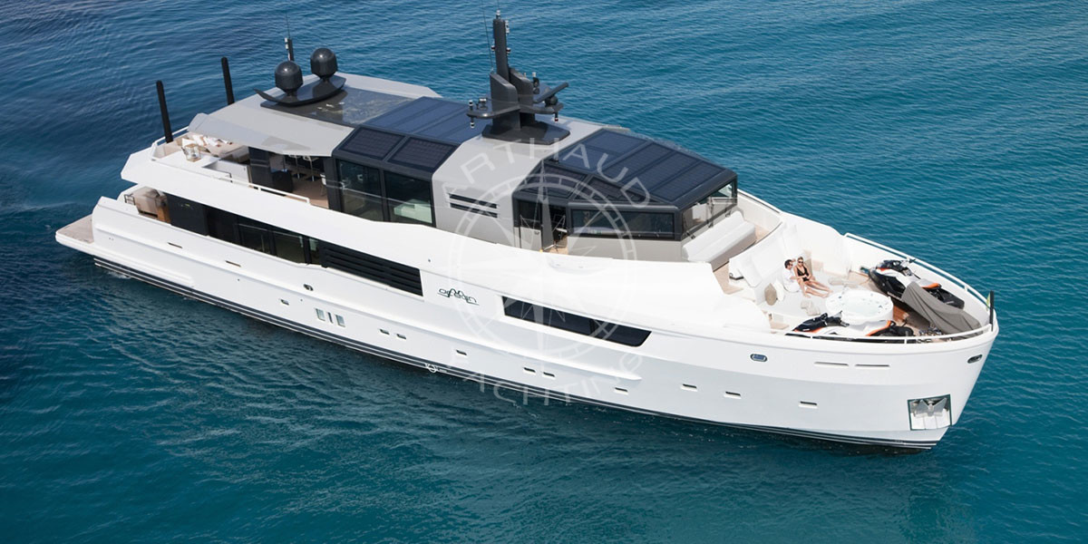 Arthaud Yachting Location Yacht Charter Luxe Cannes