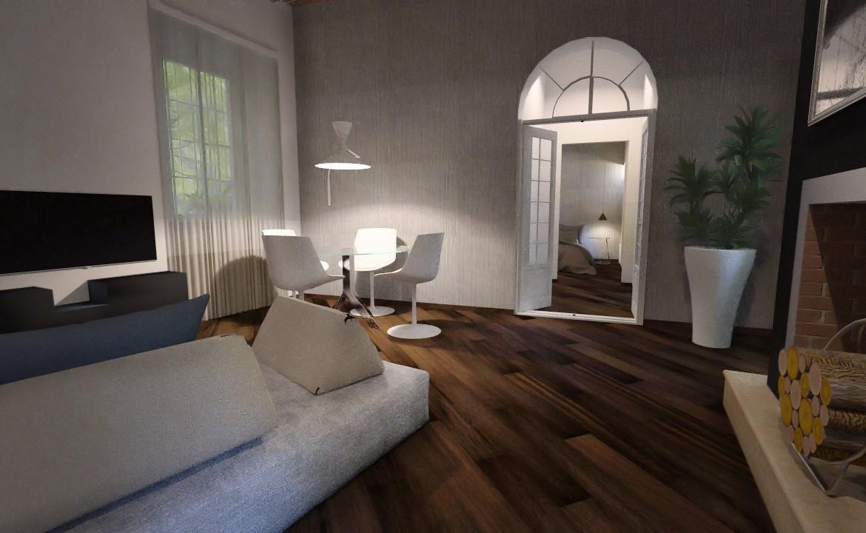 Come ristrutturare casa 2 progetti da copiare  ARTHECO