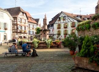 Eguisheim, France