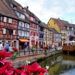 Colmar, Kartpostal Gibi Masalsı Fransız Kasabası