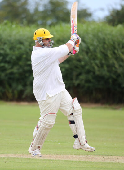 Vince Greaves-Newall – 2,000 runs for Arthington