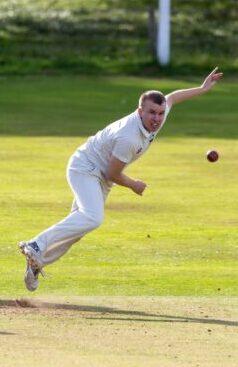 Luke Seaborne – 100 Wickets For Arthington