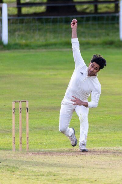 Ahmer Sadiq Baqal – 100 wickets for Arthington