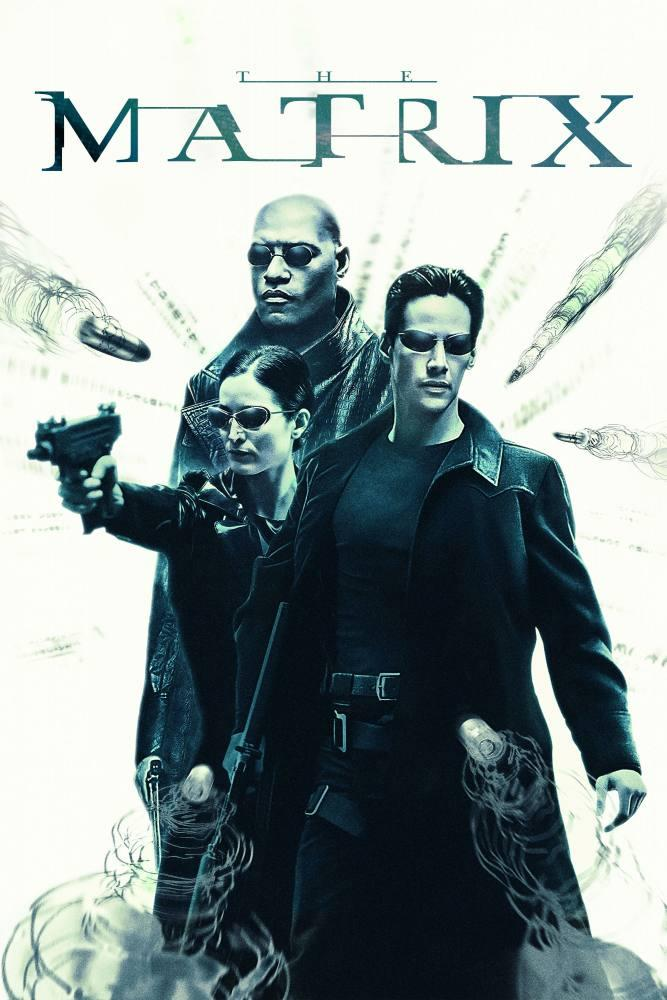 the matrix movie posters 2