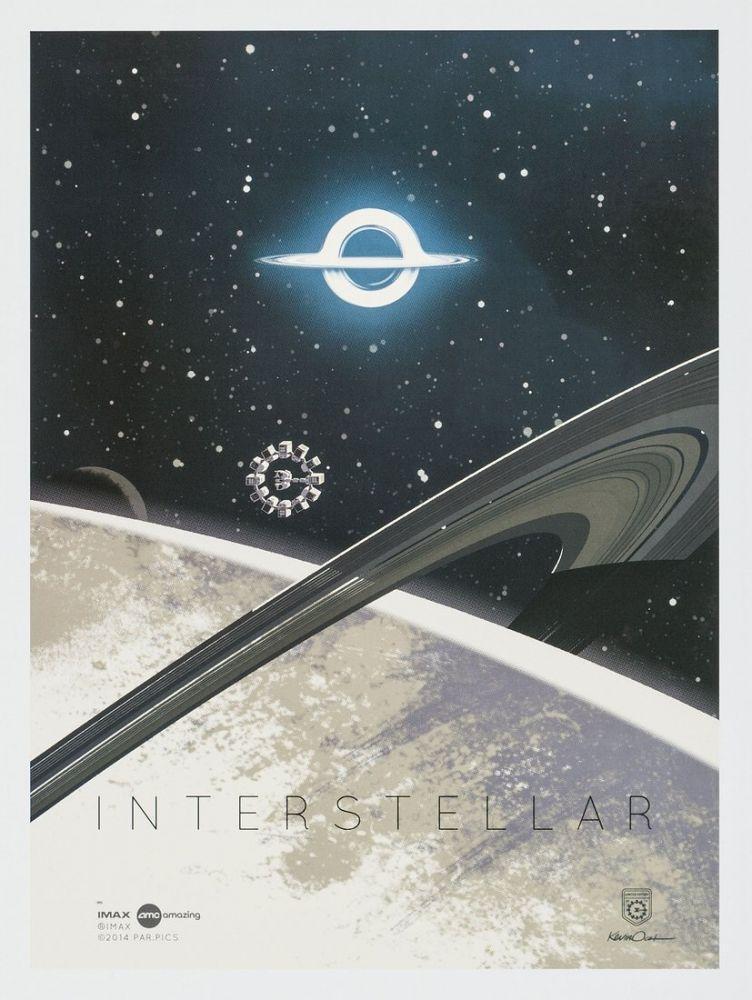 interstellar movie poster 2