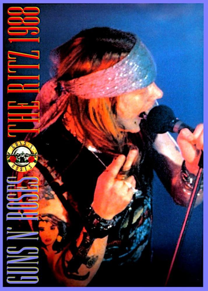 guns n roses poster 2 poster