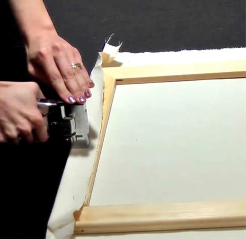 what is canvas paintings