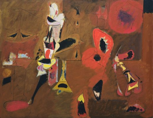 Arshile Gorky  Father of Abstract Expressionism  The Art