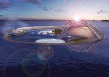 Underwater Condos - Architecture Living Beneath Sea