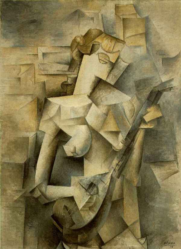 Pablo Picasso - Famous Artist Of 20th Century Art History Archive