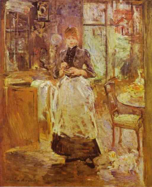 Berthe Morisot  French Impressionist Painter  Biography