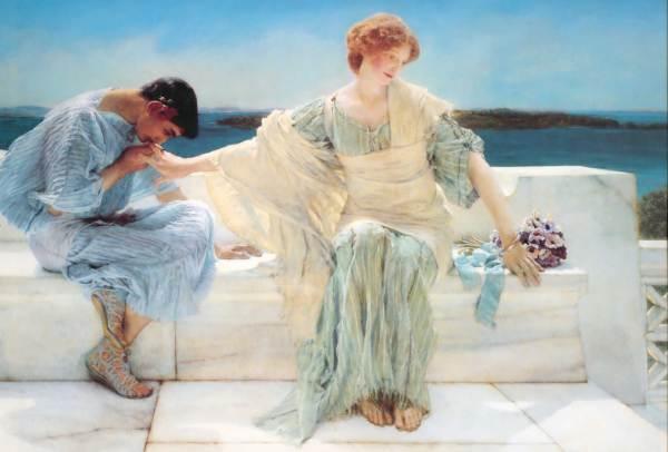 Lawrence Alma-tadema - Biography & Art History Archive
