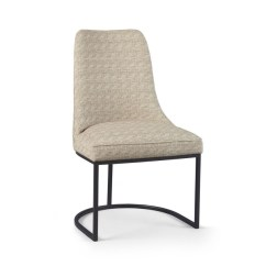 Barrel Back Chair Grey Sashes Epicenters Austin Dale S