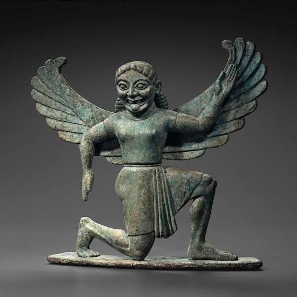 Ancient Greek Phoenix
