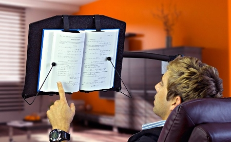 LEVO G2 Book Holder Stand book holder floor stand