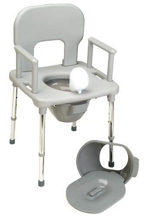 compact camping chair cover rentals tallahassee fl bath one shower commode :: folding travel