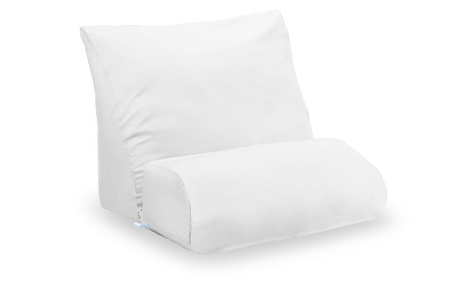 Contour 4way Wedge Pillow Cover  microfiber pillow case