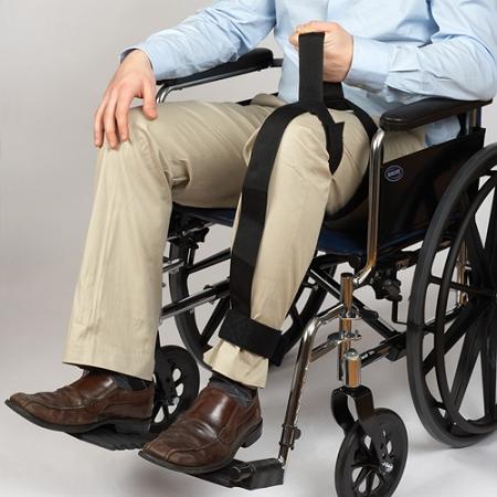 Leg Wrap Positioning Aid Leg Lifter For Arthritis