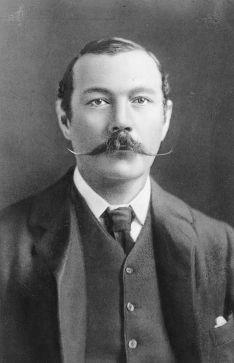 File:1901-arthur-conan-doyle-election-standing-for-parliament-drawing.jpg -  The Arthur Conan Doyle Encyclopedia