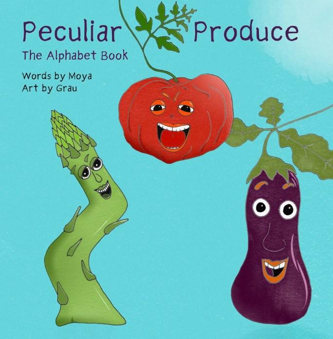 peculiar produce book cover
