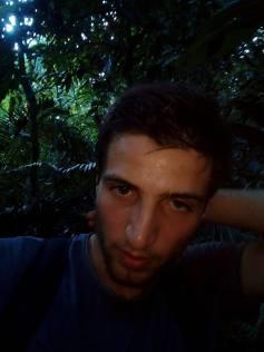 Lost boy in jungle, bad state jungle, nu fun jungle, Taman Negara
