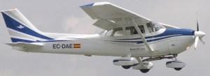 Cessna 172 Aeroclub Sabadell