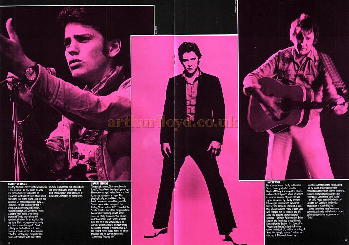 Image result for Elvis music 1978 pj proby