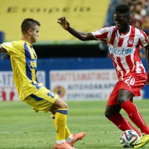 Panetolikos vs Olympiakos 30/08/2014