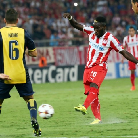 Olympiakos vs Atlético Madrid 16/09/2014