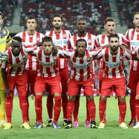 Olympiakos vs OFI Crète 13/09/2014