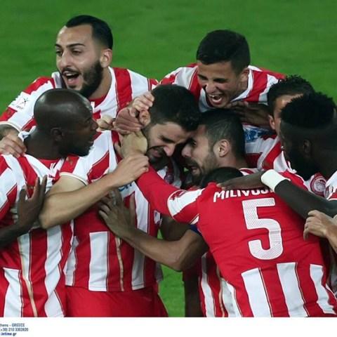 Olympiakos vs Panathinaikos F.C 26/10/2014