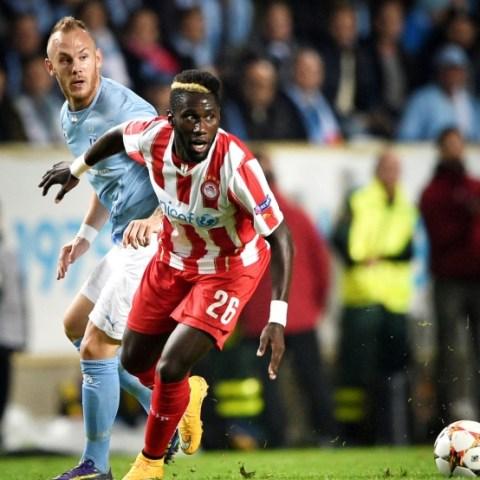 Malmö FF vs Olympiacos 1/10/2014