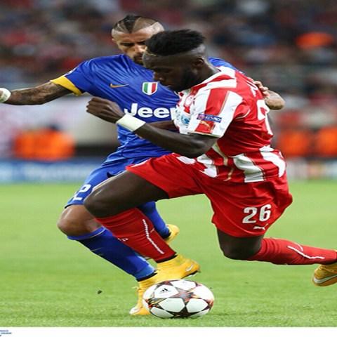 Olympiakos vs Juventus 22/10/2014