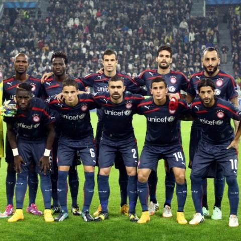 Juventus vs Olympiakos 4/11/2014