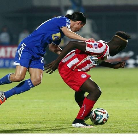 AEL Kallonis vs Olympiacos 20/12/2014