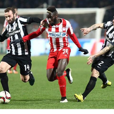 PAOK vs Olympiacos 8/02/2015
