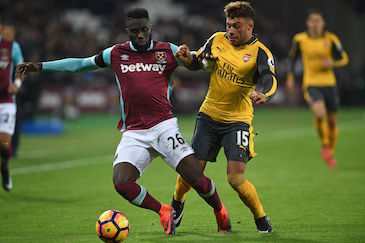 Masuaku ready for a big change against Liverpool