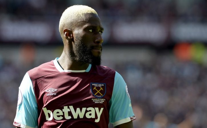 Masuaku sends strong message to Bilic over West Ham bench selection