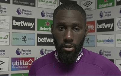 Arthur Masuaku: Assists, clean sheets and working with Felipe Anderson