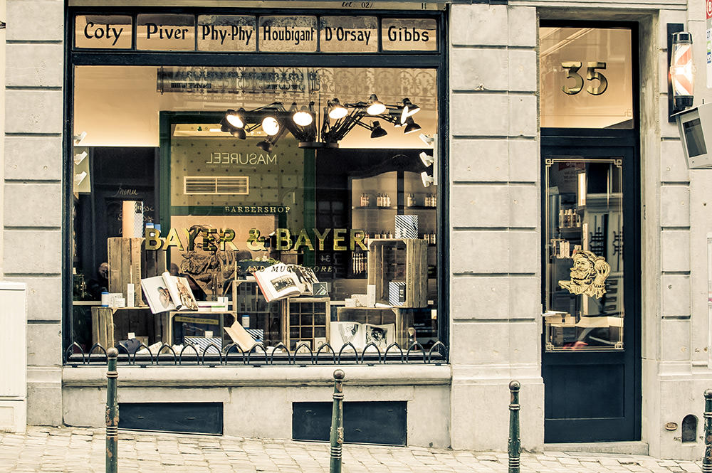 Photographie publicitaire chez Bayer & Bayer - 1