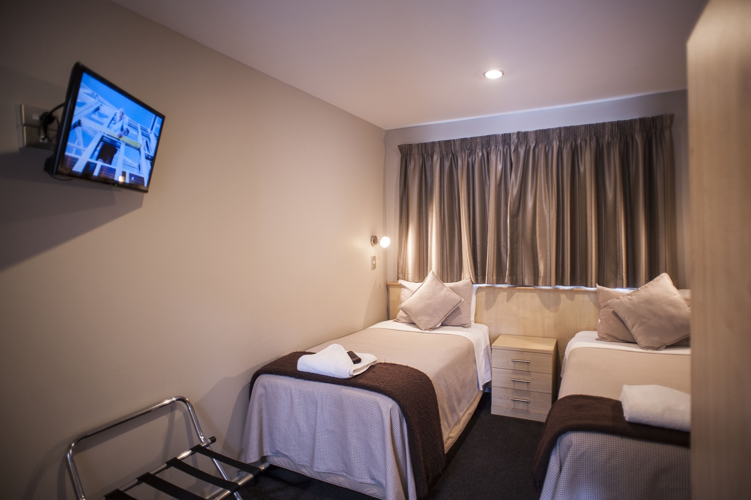 Christchurch Family Accommodation 5Star  2 Bedroom