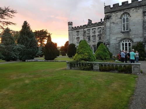 The Scottish Police College at Tulliallan Castle 10 t/m 13 augustus 2018