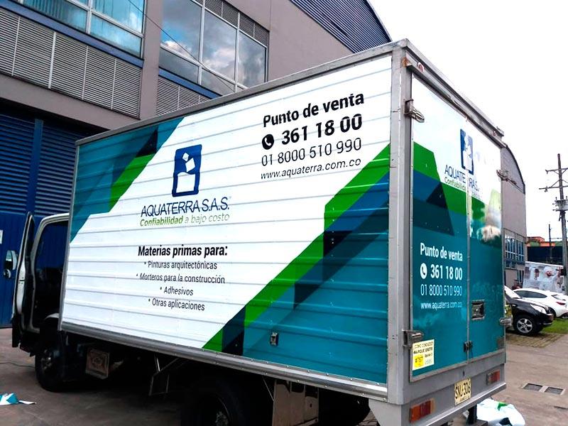 Impresión de adhesivos Medellín