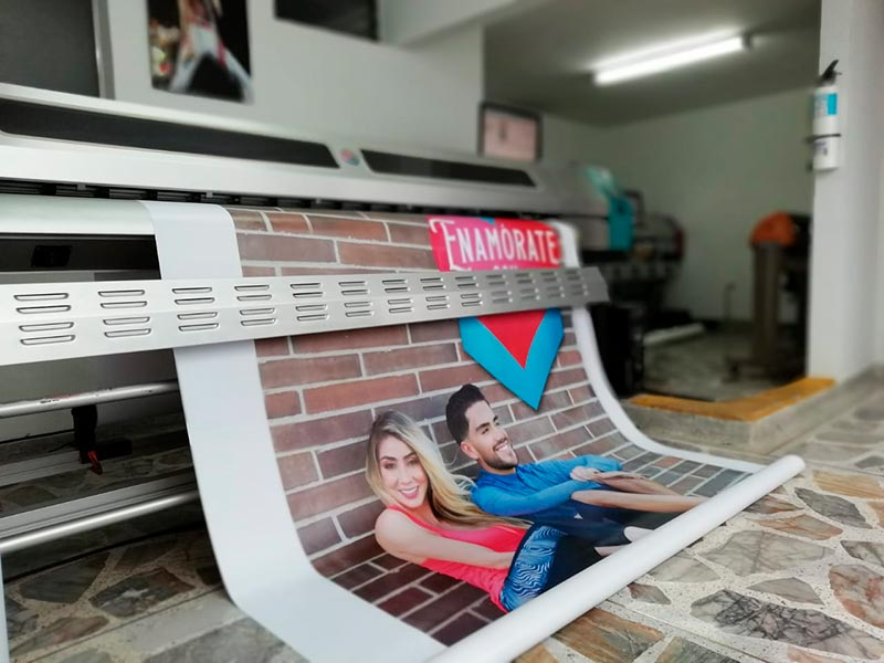 Impresión gran formato Medellín