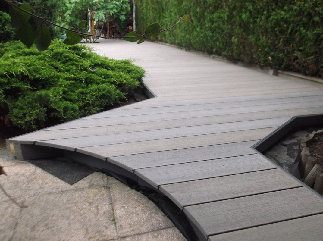 Habillez Votre Jardin Terrasses Bois Composite Essonne