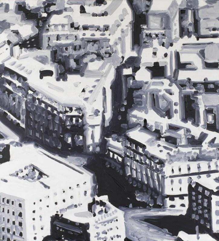 Townscape P1 Stadtbild Art Institute Of Chicago