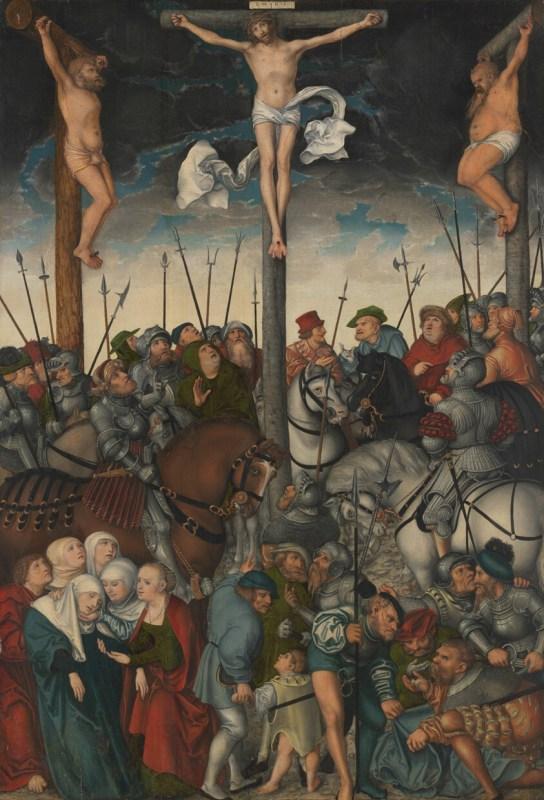 Crucifixion Art Institute Of Chicago