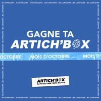 Artich'Box - Octobre