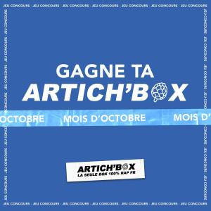 Artich'Box - Octobre